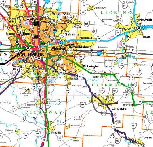 Business Advantages - Fairfield County Economic Development